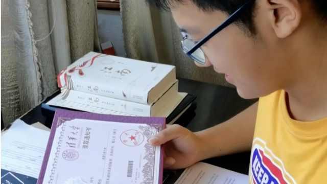 学霸692分录取清华,爸爸:我写了28年日记,培养