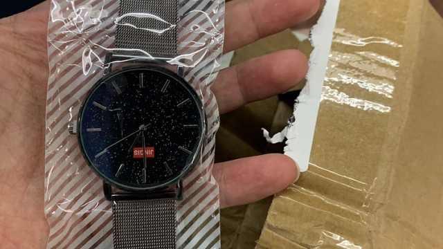 男子投诉花199元参加直播秒杀iPhone,却收到劣质手表