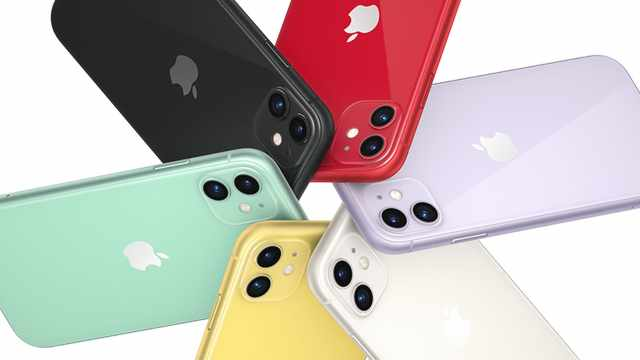 iPhone11成上半年最受欢迎手机,前十名中没有华为