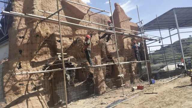 民工旅游项目工地遇塌方身亡,乡政府:进了不