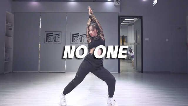 QTT 翻跳《NO ONE》,动感爵士