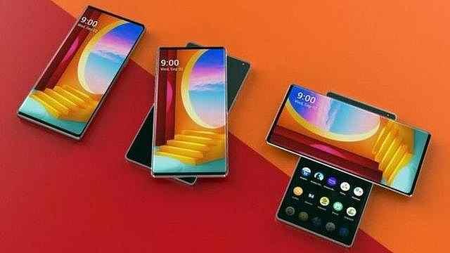疑似LG旋转手机上手视频曝光:可转成T字型,双屏操作