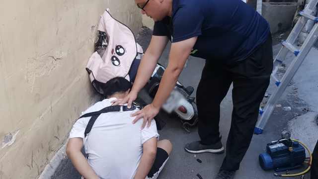 山东一名牌大学博士偷电动车被抓:5次前科,看见没锁车就想偷