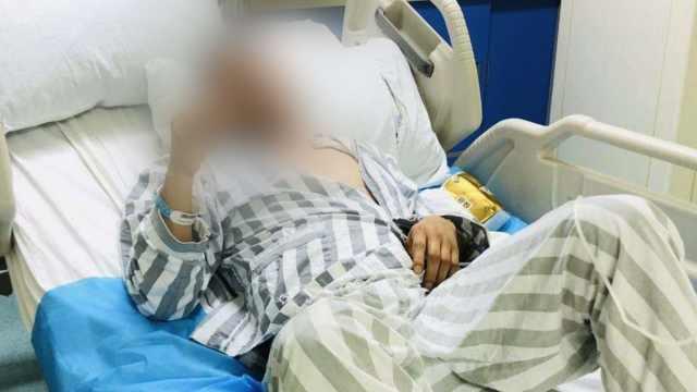 医生给湿疹病人错开十倍药量,患者全身浮肿进ICU