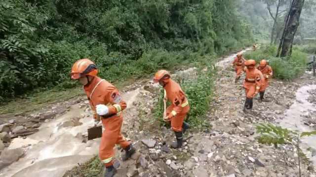 云南宁蒗暴雨引发山洪,致2人遇难293间房屋损坏