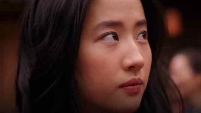 专访刘亦菲,听神仙姐姐如何评价花木兰