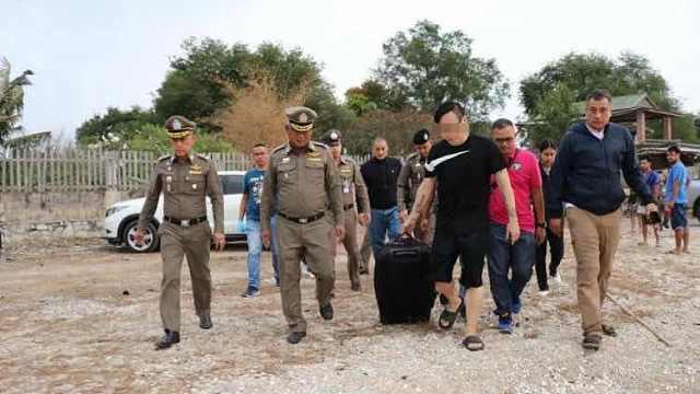 广东女子在泰国遭丈夫杀害后藏尸行李箱,案件