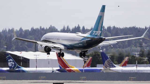 波音737MAX空难调查报告:波音与美航空局严重错误共同导致