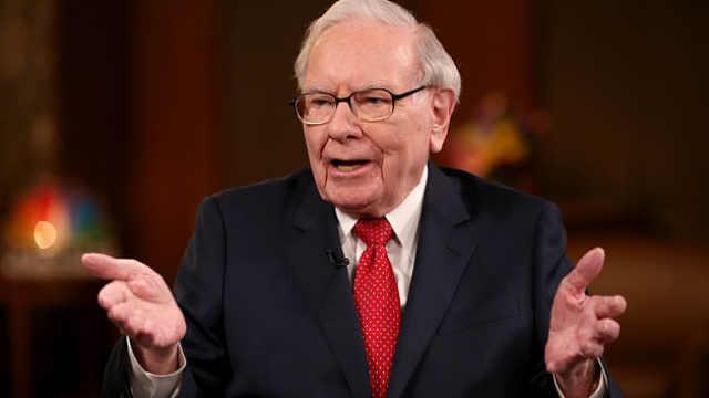 巴菲特55年来首次打新赚8亿美元,曾称这是中彩票不是真投资