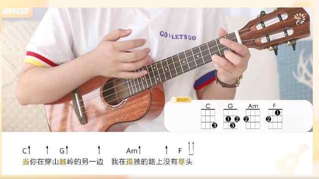 张震岳《思念是一种病》弹唱教学陪练