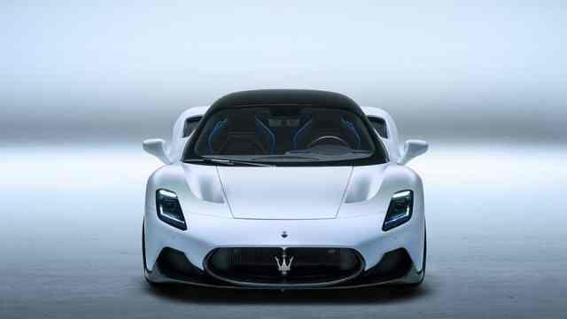 除了RS Q8,这届北京车展还有哪些速度机器?