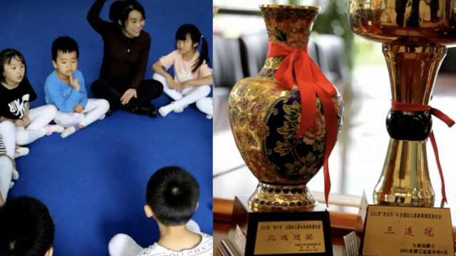 昆明一幼儿园体操队连续15年捧回全国金奖!学生想当世界冠军