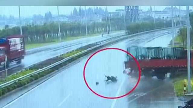 电动车被撞,却要担责!