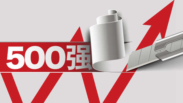 2020中国企业500强:中石化排名第一,工商银行赚得最多