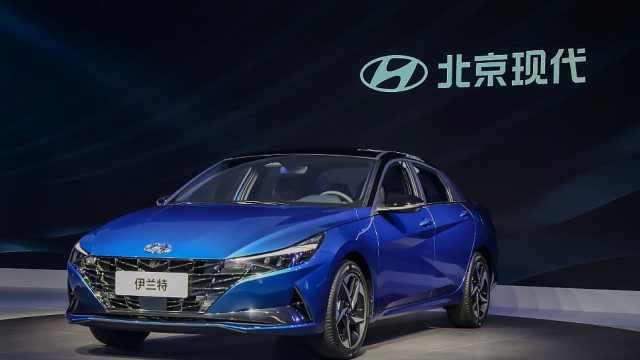 """北京现代""""三剑客""""亮相,进口车引进业务重回中国市场"""