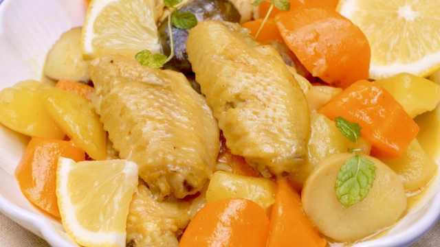 泰式椰香咖喱鸡翅的做法,咖喱浓郁,鸡翅鲜嫩!