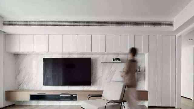新房装修怎么设计柜子?20年设计师总结,这5处一定要打柜子