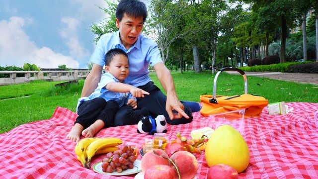 广州番禺游玩攻略,珠江边野餐