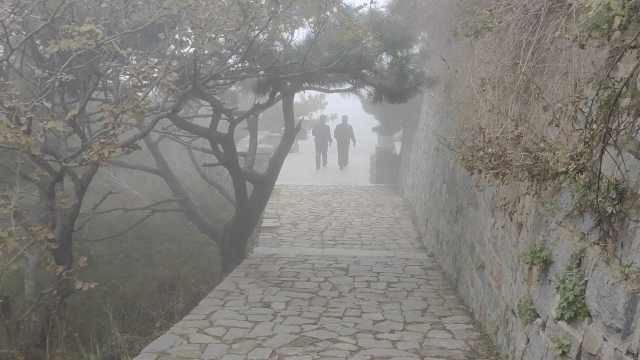 云端上的派出所:一年接警500余起,人均每天走山路30000多步
