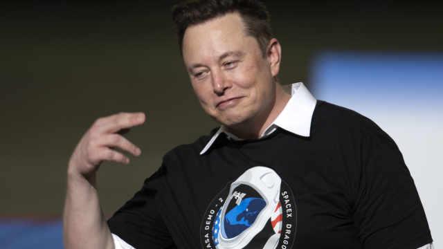 马斯克:SpaceX有望四年后向火星发送无人飞船