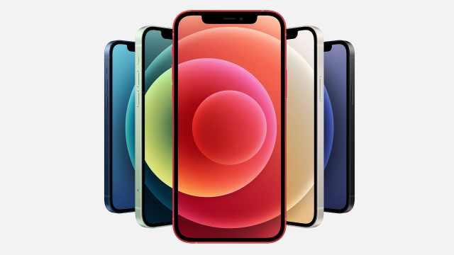 iPhone12系列屏幕维修费用公布:2149元