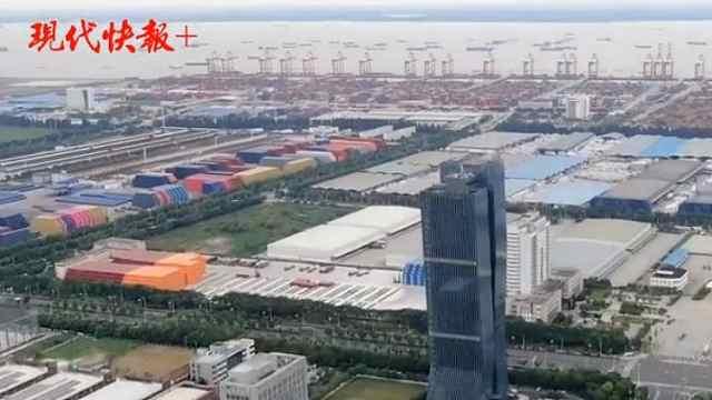 """太仓港5年内建成千万标箱""""大港口"""""""
