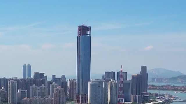 """""""厦门第一高楼""""因无人竞价流拍:起拍价36.4亿元"""