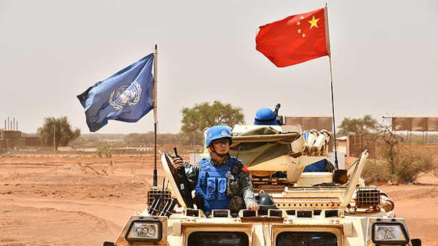 面临战火与疫情双重考验,中国维和官兵在马里都经历了什么?