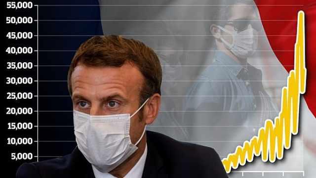 法德第二次因疫情封锁全国,法国民众:比第一次更可怕