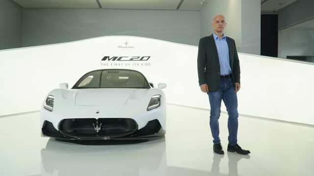 玛莎拉蒂MC20的210万预售价是合理的,新车中国配额即将售罄