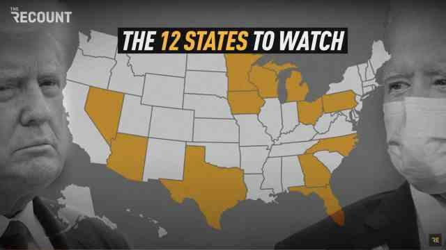 大选之夜未必能出结果!今年美国大选何时见分晓?