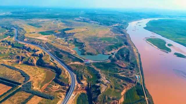 千年黄河上高原