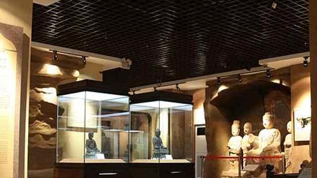 它是庆阳市博物馆的镇馆之宝!