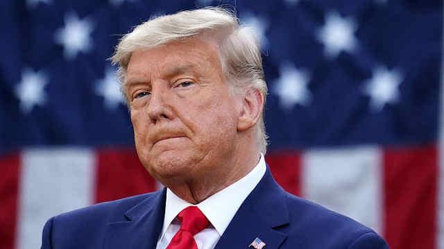 """特朗普撤回""""拜登赢了""""言论,又称2020年大选违宪"""
