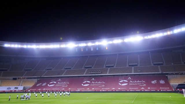 国际比赛日新冠病毒蔓延世界足坛,五大联赛再陷危机