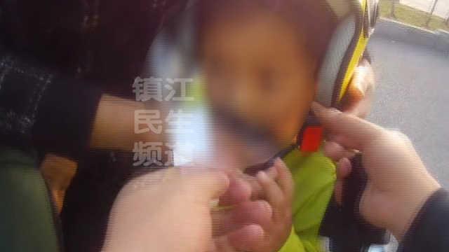 5岁小女孩被丢在路边,她究竟经历了什么?