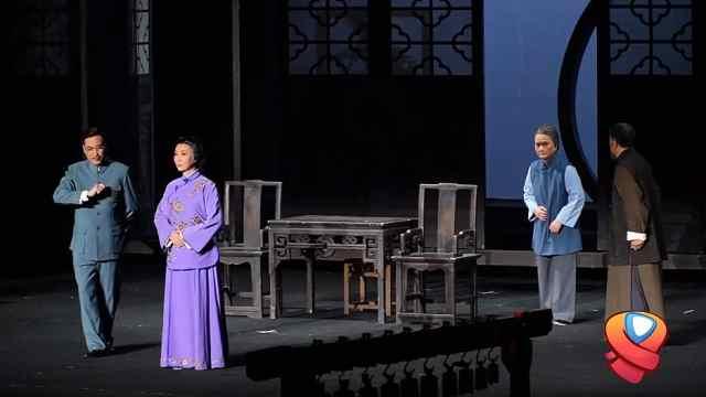 苏剧现代戏《国鼎魂》在铜仁上演
