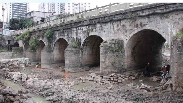 官渡河桥最新进展来啦