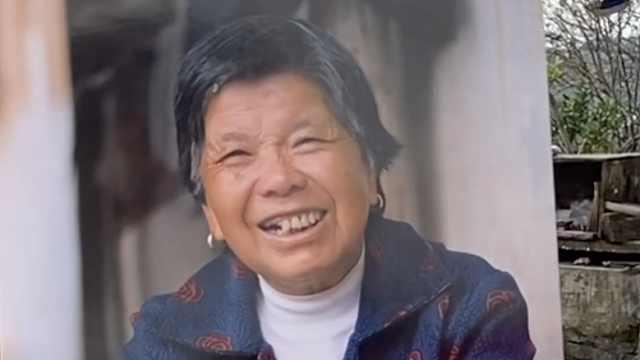 90后小伙连续8年进村为老人拍照,送出一万多张照片