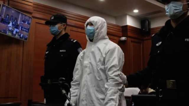 男子疫情期卖27万只假口罩获刑5年半,明知买家在疫情高发区