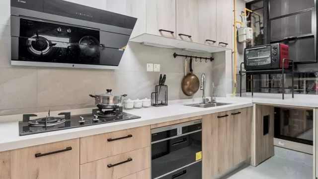 厨房装修需注意6大事项,厨房这样装,实用又好看!
