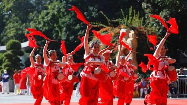 秧歌跳起来! 2020年深圳市社区健身秧歌交流赛完美落幕