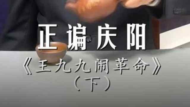 王九九闹革命(下)