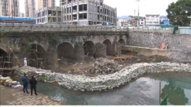 官渡河桥最新进展来了