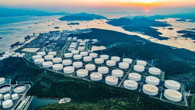 中国(浙江)自贸区:世界油气产业合作共赢新高地