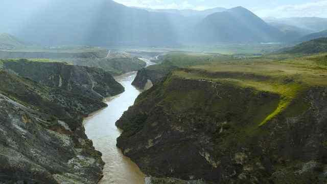云南生物多样性保护宣传片《我们的江河》