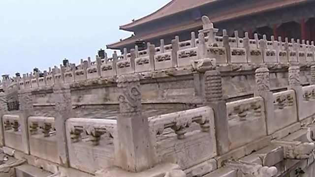 紫禁城建筑居然与佛教相关?