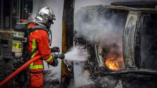 今年第6次自燃,广汽埃安又被烧成灰