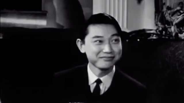 档案视频:1966年,阿什肯纳齐为傅聪庆生
