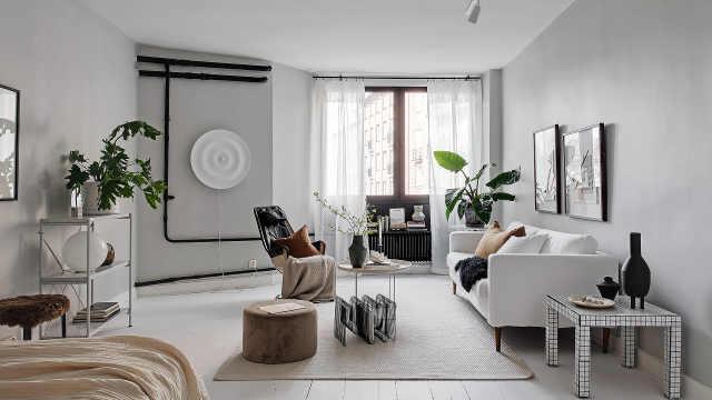 小户型空间不够用?设计师分享5个方法,空间扩大10平米!